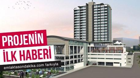 Pelit Plaza Ankara'da fiyatlar 300 bin liradan başlıyor