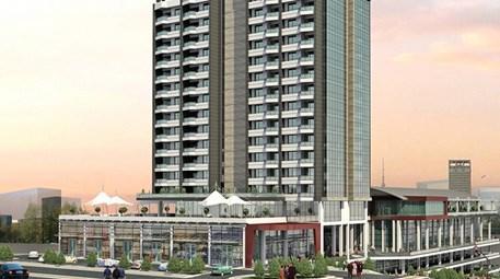 Ankara Pelit Plaza'da 300 bin liraya 1+1 daire