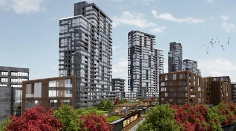 İncek Loft'ta daire fiyatları 218 bin liradan başlıyor