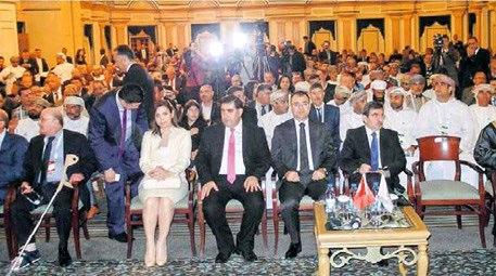 İdris Güllüce Arap işadamlarını inşaatta işbirliğine davet etti