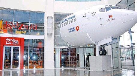 KidZania 20 milyon dolarlık yatırımla Türkiye pazarına girdi