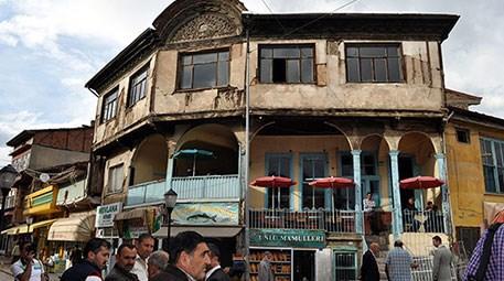 Tokat'ta asırlık kahvehane 'Demokrasi Müzesi'ne dönüştürülecek