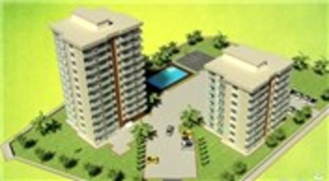 Doğankent Evleri Adana'da fiyatlar 280 bin TL'den başlıyor