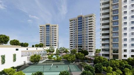 Sera Park 3, Adana - Seyhan'da yükseliyor
