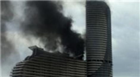 Akasya Acıbadem yönetiminden flaş yangın açıklaması