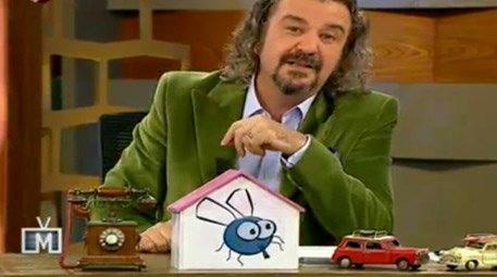 Selim Yuhay, sinek ev yapıp Yüksel Aytuğ'a gönderdi