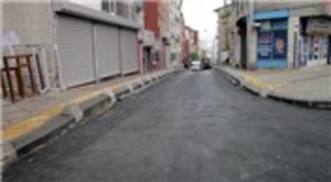 Esenler Belediyesi'nin yol çalışmaları trafiği rahatlattı
