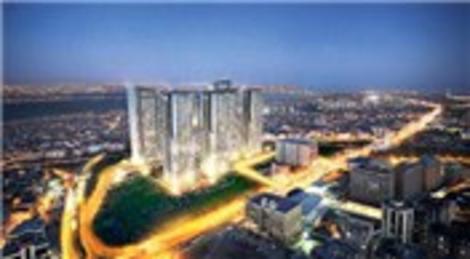 Özyurtlar İnşaat Esenyurt'a Logo yaptı 10 bin konut barajını aştı