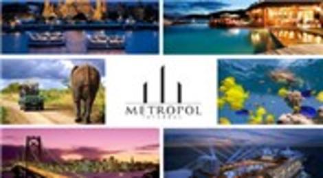 Metropol İstanbul, anneleri dünya keşfine çıkartıyor