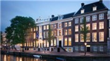 Waldorf Astoria Hotels & Resorts Amsterdam'da açıldı
