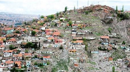 Ankara Hıdırlıktepe'de kentsel dönüşüm projeleri devam ediyor