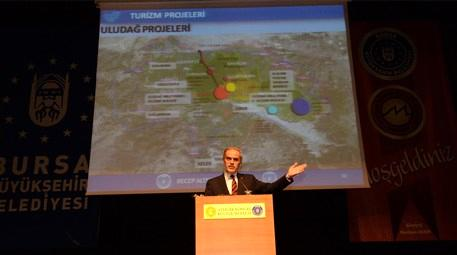 Recep Altepe 'Stratejik Plan Toplantısı'na katıldı
