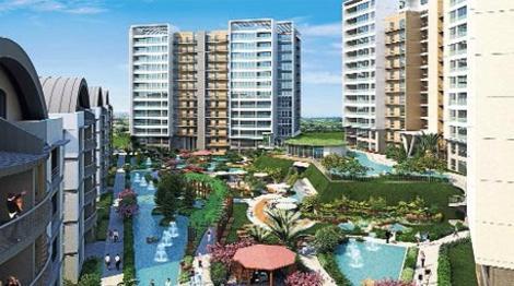 Seyran Şehir ile Başakşehir'de aileler için özel site tasarlandı