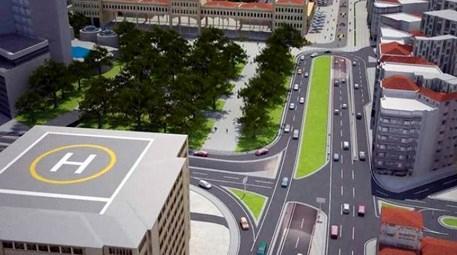 Taksim Meydanı Yayalaştırma Projesi iptal edildi