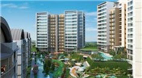 Seyran Şehir projesinde 4+1 daireler tükendi