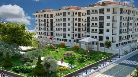 AB Yaşam Evleri Kocasinan'da fiyatlar 260 bin TL'den başlıyor