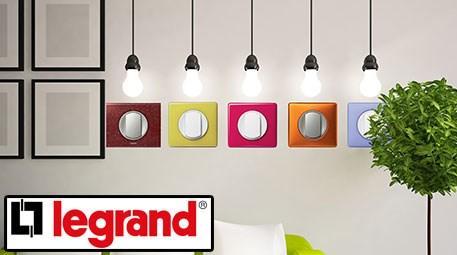 Legrand Celest, şık tasarımı ile mekanların havasını değiştirecek