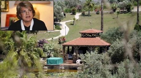 Tansu Çiller'e ait Pelister Çiftliği'ne hırsız girdi