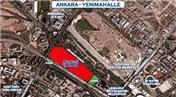 Emlak Konut Ankara Yenimahalle'de arsa satıyor