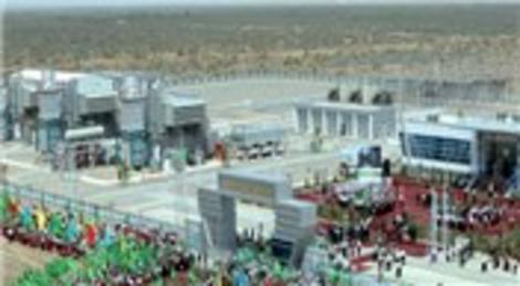 Çalık Enerji Türkmenistan'da elektrik santrali açtı