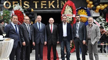İş dünyası, Ankara Ofis Tekin Exclusive'de buluştu