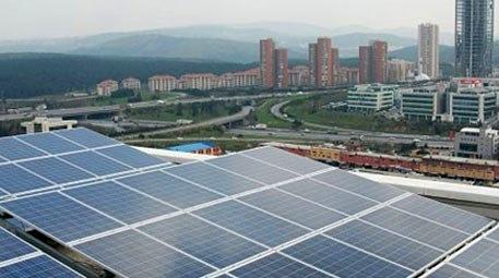 Güneş enerjisinden elektrik üretimi için ilk ihale 12 Mayıs'ta!