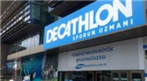 Decathlon, Türkiye'de iki yeni mağaza açacak!