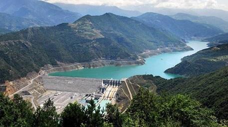 İstanbul'daki barajlarda su seviyesi yükseldi