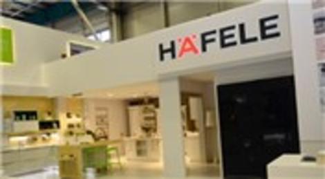 Häfele Türkiye mutluluk temalarıyla Yapı Fuarı'nda yerini aldı