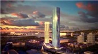 İzmir'e 154 ve 216 metrelik iki kule geliyor!