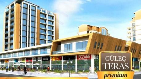 Güleç Teras Premium'da 275 bin liraya ofis