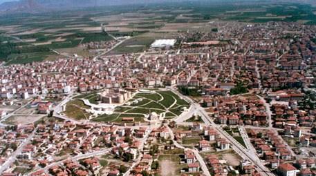 Karaman'da 2.7 milyon liraya satılık mesken, fabrika ve depo