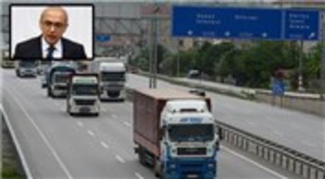 Lütfi Elvan 'TEM Otoyolu'nda trafik rahatlayacak'