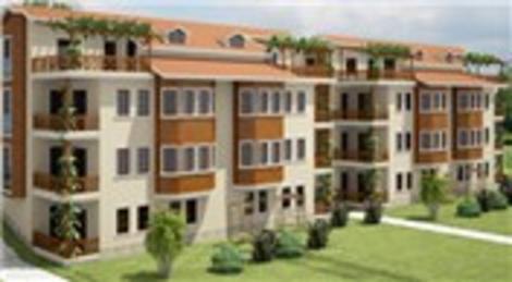 TOKİ'nin Denizli'de inşa ettiği termal pansiyonda son durum!