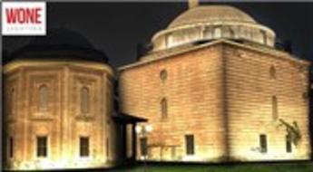 Tarihi yapılar Wone Lighting LED ile aydınlatılmalı