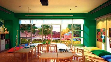 Rönesans Holding'den Küçükyalı'ya Adalar manzaralı özel okul!