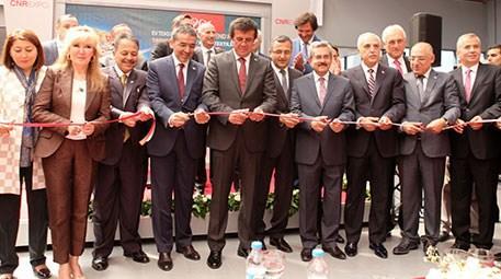 Evteks 2014, Bakan Nihat Zeybekci tarafından törenle açıldı