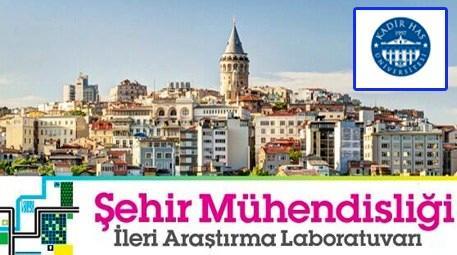 Kadir Has Üniversitesi'nde Şehir Mühendisliği Laboratuvarı açıldı