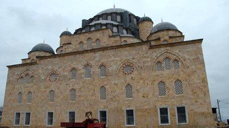 27 yıldır tamamlanamayan cami, turizm mekanı oldu