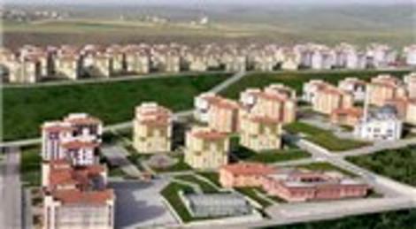 TOKİ Samsun Canik 2. Etap konutlarında teslimler başladı
