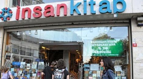 İnsan Kitap Mall of İstanbul şubesi bugün açılıyor