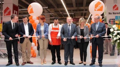 Koçtaş 43'üncü mağazasını Mall Of İstanbul'da hizmete açtı