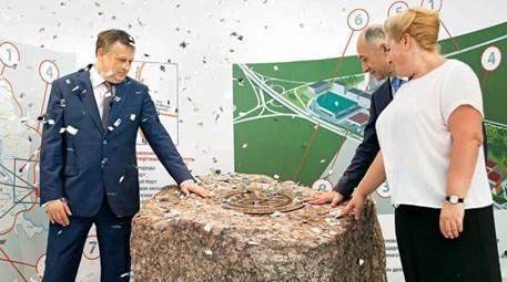 Rönesans İnşaat'tan Rusya'ya 450 milyon dolar yatırım