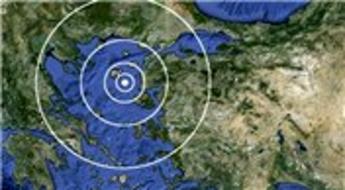 Ege Denizi'nde 6,5 büyüklüğünde deprem