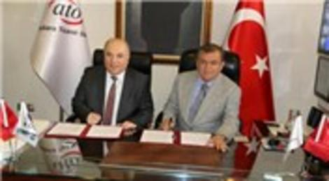 KOSGEB Ankara Ticaret Odası'nda temsilcilik açacak