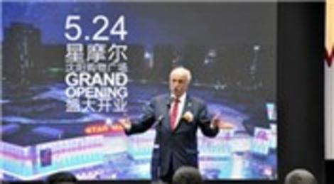 FIBA Holding bünyesindeki Star Mall Çin'de açıldı