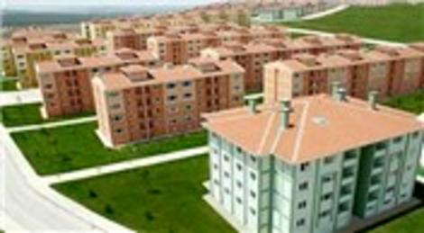 TOKİ Karaman'da kentsel dönüşüm kapsamında 450 konut yapacak