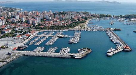 Fenerbahçe Kalamış Yat Limanı 664 milyon dolara Koç'ta kaldı