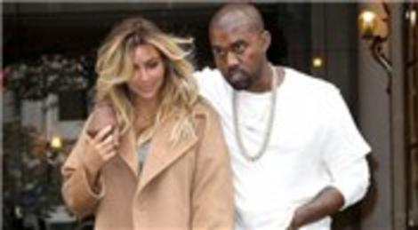 Kim Kardashian, Kanye West ile İtalya'da evlendi