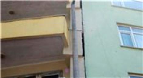 Ege Denizi'ndeki deprem sonrası binalarda hasar tespiti yapıldı